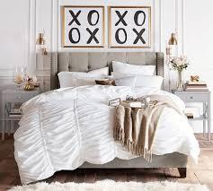 tufted bed. Harper Upholstered Tufted Low Bed \u0026 Headboard B