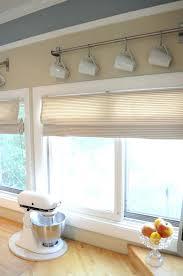 windows mini blinds kitchen window treatments ideas stunning valances for windows mini blinds to roman shades