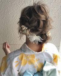 浴衣を着て大人っぽくおしゃれにヘアアレンジミディアム編 Sucle