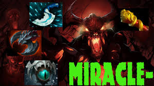 miracle dota 2 shadow fiend badass game i still know how to