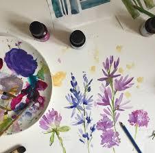 bbg watercolors