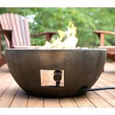 propane fire column outdoor gas fire pit bowls propane fire pit home depot global outdoors gas propane fire column