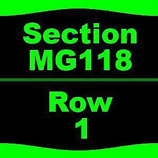 1 6 Tickets Formula One United States Grand Prix Imagine Dragons Friday 11 1 Ebay