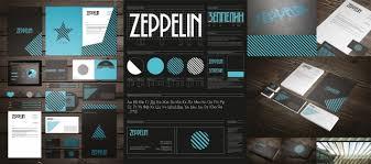 Рекламная студия zeppelin Эта работа была оценена самым низким баллом на защите дипломных работ преподавателями