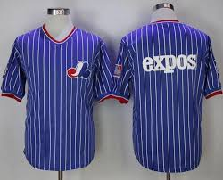 Wholesale Nhl Ncaa Mlb Nfl Jerseys Soccer Nba Jerseys cheap Montreal Jerseys chap - Authentic Expos cheap