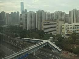 hilton garden inn hong kong mongkok view day