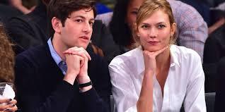 Karlie Kloss and Joshua Kushner ...