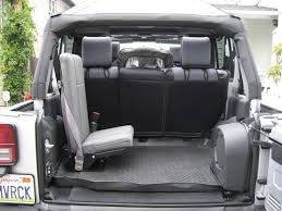 third row jump seat jeep wrangler