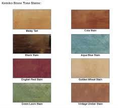 Concrete Floor Color Chart Popular Stained Concrete Floor Color Acid Plano Flooring