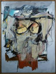 the university of arizona museum of art issued a press release this morning revealing the return of a willem de kooning painting from the woman series