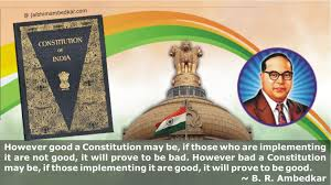 Constitution Quotes Interesting B R Ambedkar Quotes Quotations Sayings Wallpapers