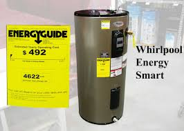 Water Heater Box Whirlpool Energy Smart Electric Water Heater