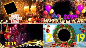 happy new year photo frame 2019 photo editor स क र नश ट 10