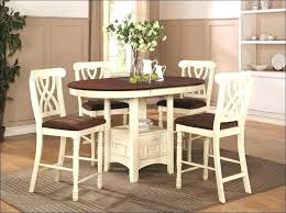 pub style dining table with storage kitchen bar table with storage kitchen table 7 piece round