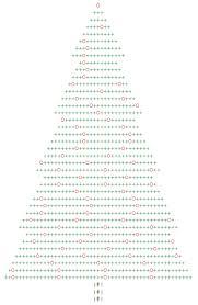 Christmas Program Sample Popularity Contest Make A Scalable Christmas Tree Programming