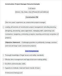 40+ Free Manager Resume Templates - Pdf, Doc | Free & Premium Templates