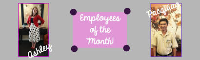 employees of the month westwood residential ashley has been our company since of 2012 and has become a true asset to the community she works at ashley is an ideal employee who comes to