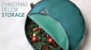Storage And Installation Accessories  Double Tray Ornament Christmas Ornament Storage