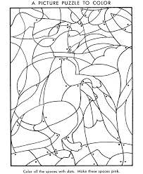 Small Picture Coloring Page Hidden Picture Coloring Pages Coloring Page and