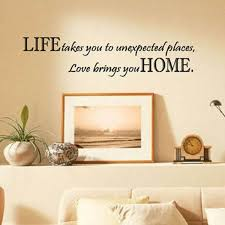 Small Picture 51 Vinyl Quote Home Decor Home is where your heart is house