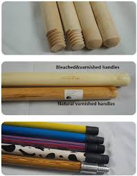 we are top 2 of china manufacturers for wooden broom handles wood brush stickop handles for broom mop handles we can supply you with