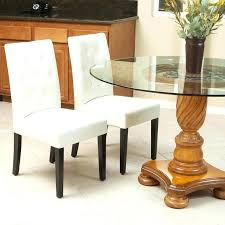 white leather dining chair leather tufted dining chairs attractive white leather chairs dining en white leather white leather dining chair