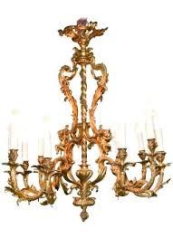 vintage french chandelier century french xv heavy bronze chandelier vintage french chandeliers uk