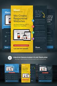 Creative Design Templates Creative Design Agency Flyer Corporate Identity Template 69354