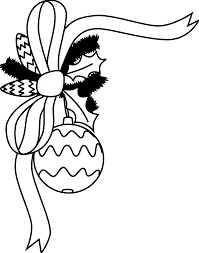 christmas clip art borders black and white. Exellent Christmas Christmas Border Clipart Black And White  Library  Free Throughout Clip Art Borders H
