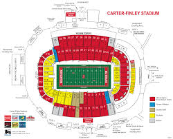 Odu Football Stadium Seating Chart Question For Fans Visiting App State And Nc State