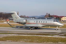 Vistajet Bombardier Bd 100 1a10 Challenger 350 9h Vcb