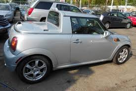There's a Red Bull MINI Cooper Pickup Truck For Sale on Autotrader ...
