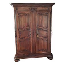 vintage antique furniture wardrobe walnut armoire. 18th century french provincial walnut armoire vintage antique furniture wardrobe