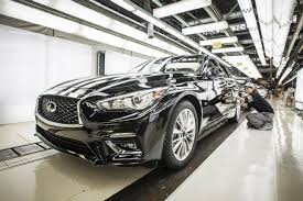 2018 infiniti m35. plain m35 2018 infiniti q50 begins production in japan intended infiniti m35