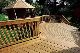 how a multi level deck can enhance your