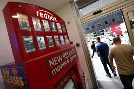 How Much Does A Redbox Vending Machine Cost Classy Redbox Tries To Break Out Of Its Box WSJ