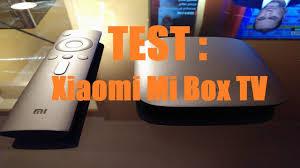 Test de la Xiaomi Mi Box TV 3 international : La moins chère des box  Android TV
