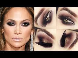 jennifer lopez makeup tutorial maquiagem chorainimiga you