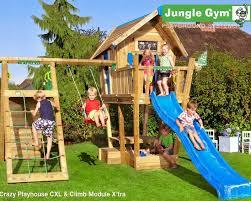 jungle gym climbing module