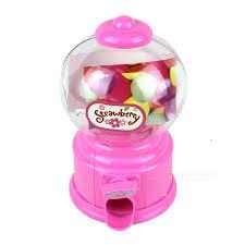 Mini Candy Vending Machine Cool Mini Strawberry Candy Vending Machine Free Shipping DealExtreme