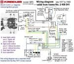 wiring diagrams  myrons mopeds kreidler mp9 late from frame 2409541 bosch 3 wire magneto internal ignition ground