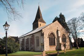 Church of St Lawrence, Alton