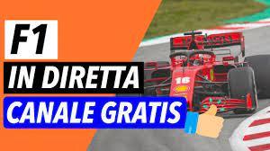 F1 IN STREAMING IN DIRETTA 2021 🔥 Un CANALE GRATIS per vedere la Formula 1  in diretta in streaming 🏎 - YouTube