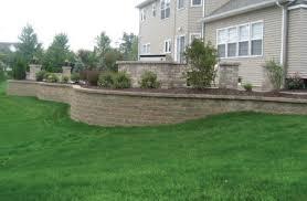 retaining walls sal s landscaping