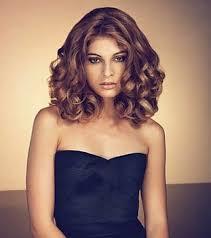 Hairstyle Shoulder Length Hair 35 medium length curly hair styles hairstyles & haircuts 2016 2017 7319 by stevesalt.us