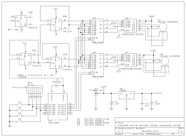 dual stepper motor drivers using udn2540