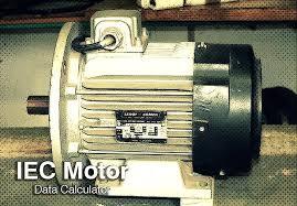 Motor Data Calculator Slide Chart Comprehensive Motor Data Calculator Motor Data Calculator