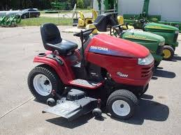 craftsman compact tractors for