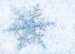winter holiday background images.  Winter Beautiful Blue Snowflakes Isolated On Snow Winter Holiday Background   Stock Photo Colourbox On Winter Holiday Background Images