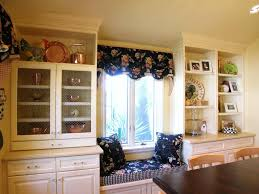 Kitchen Window Valances 30 Kitchen Window Treatments Ideas 4649 Baytownkitchen